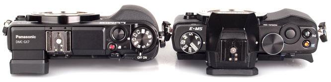 Panasonic Lumix GX7 Vs Olympus OM D E M5 (8)