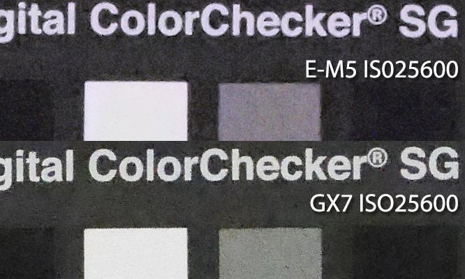 ISO25600 Comparison