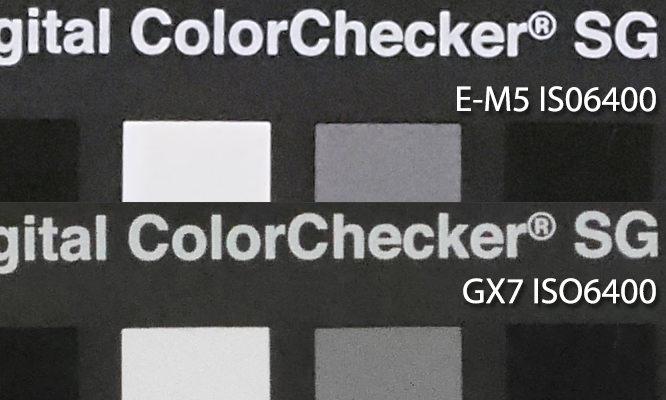 ISO6400 Comparison