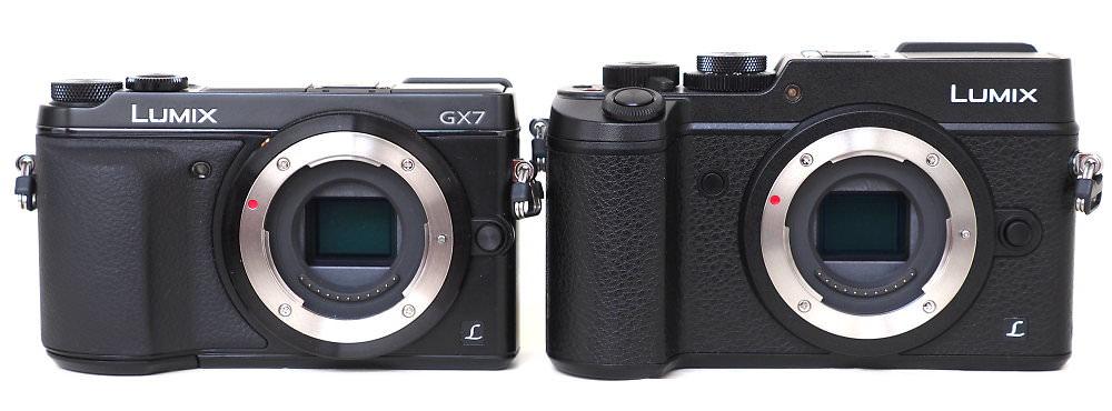 Panasonic Lumix GX8 Vs GX7 (3)