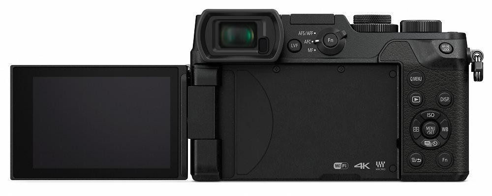 GX8 K Back LCD Open