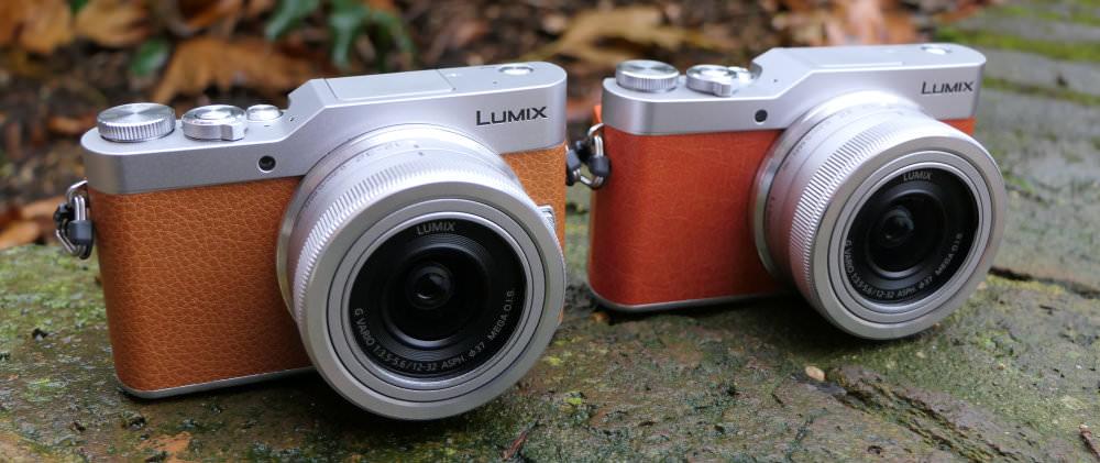 Panasonic Lumix GX800 Tan Orange (2)