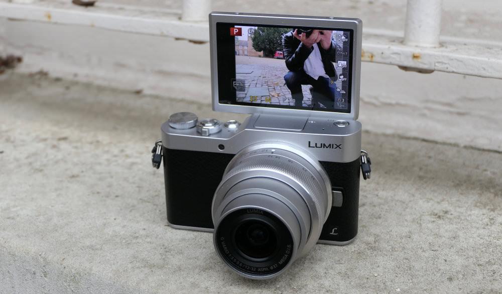 Panasonic Lumix GX800 Silver (4)