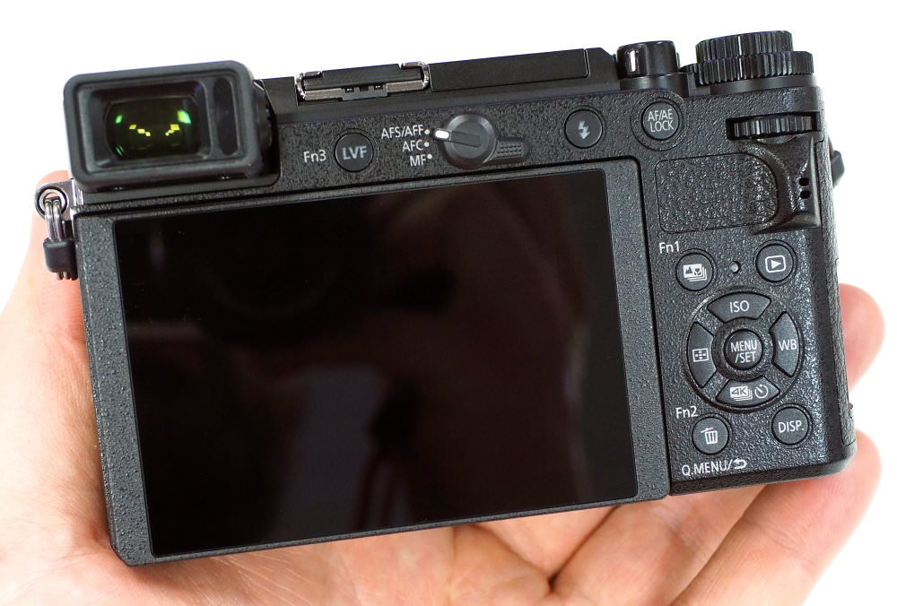 Panasonic Lumix GX9 Black (22)