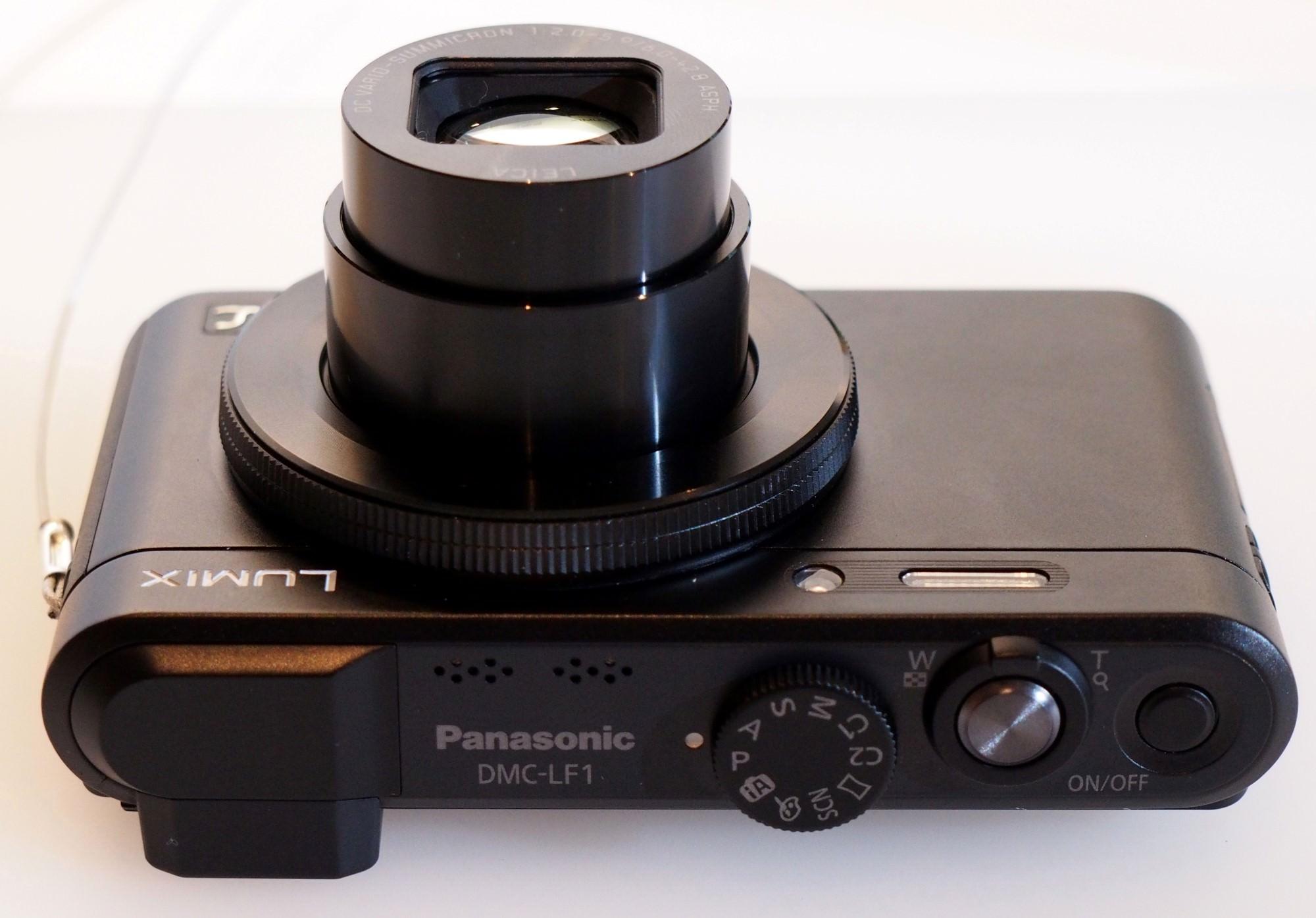 Panasonic Lumix LF1 Camera 2 Custom