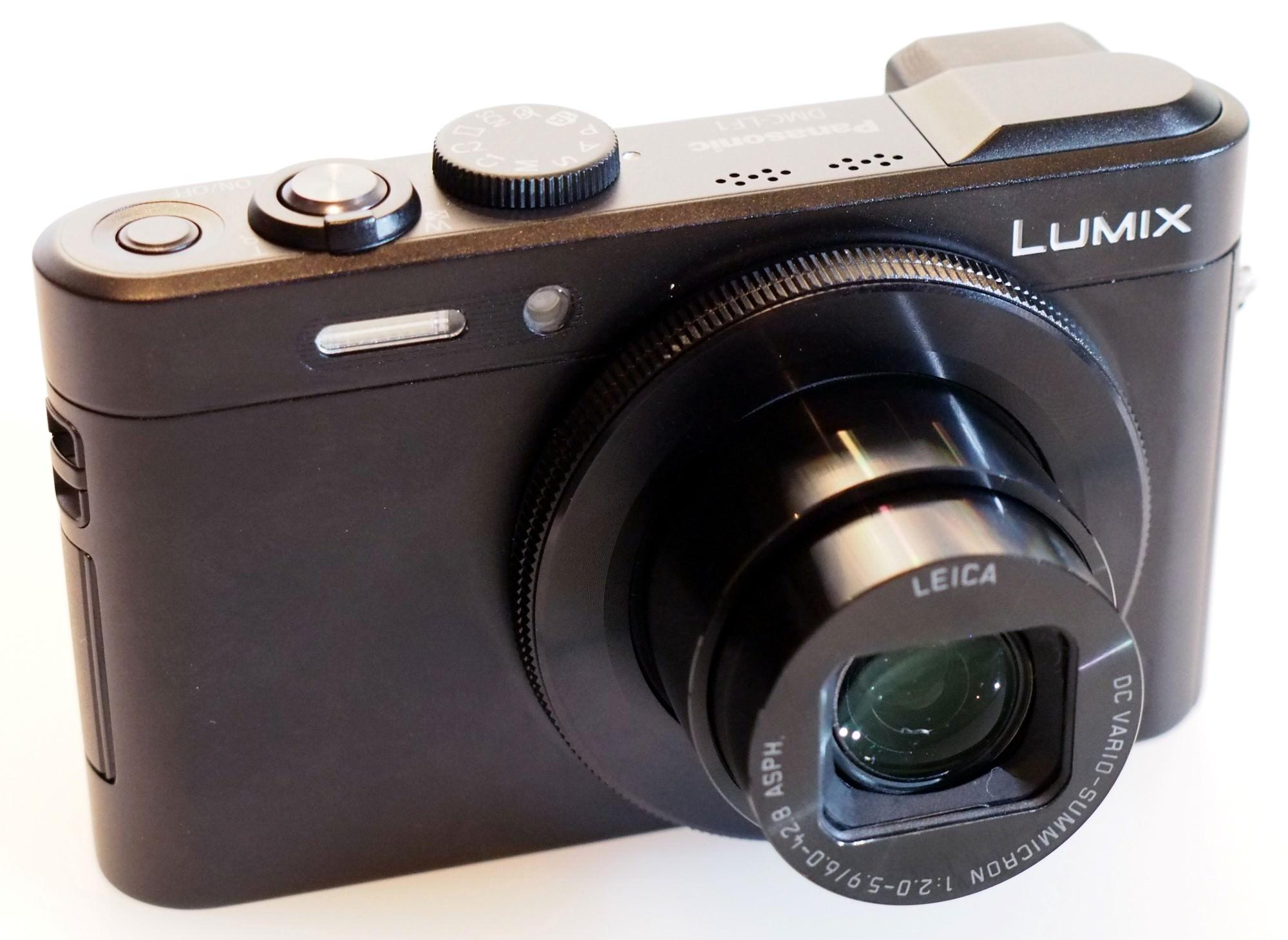 Panasonic Lumix LF1 Camera 4 Custom