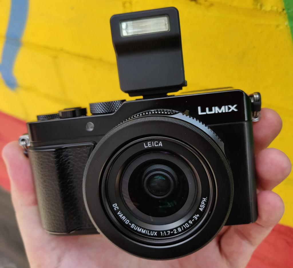 Panasonic Lumix Lx100 Ii Full Review Ephotozine