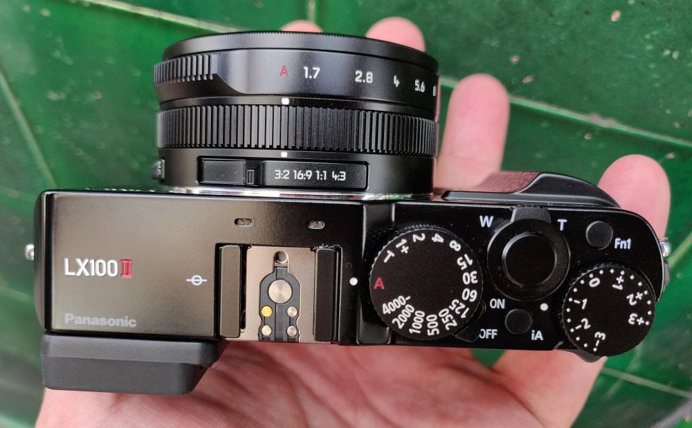 Panasonic Lumix LX100 II Hands On (6)