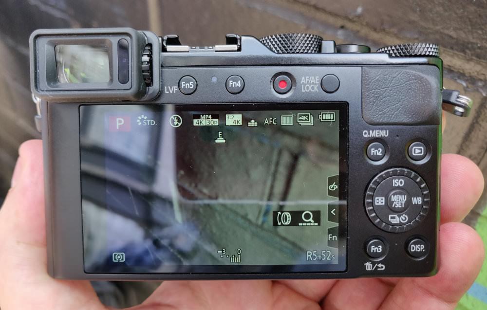 Panasonic Lumix LX100 II Hands On (2)