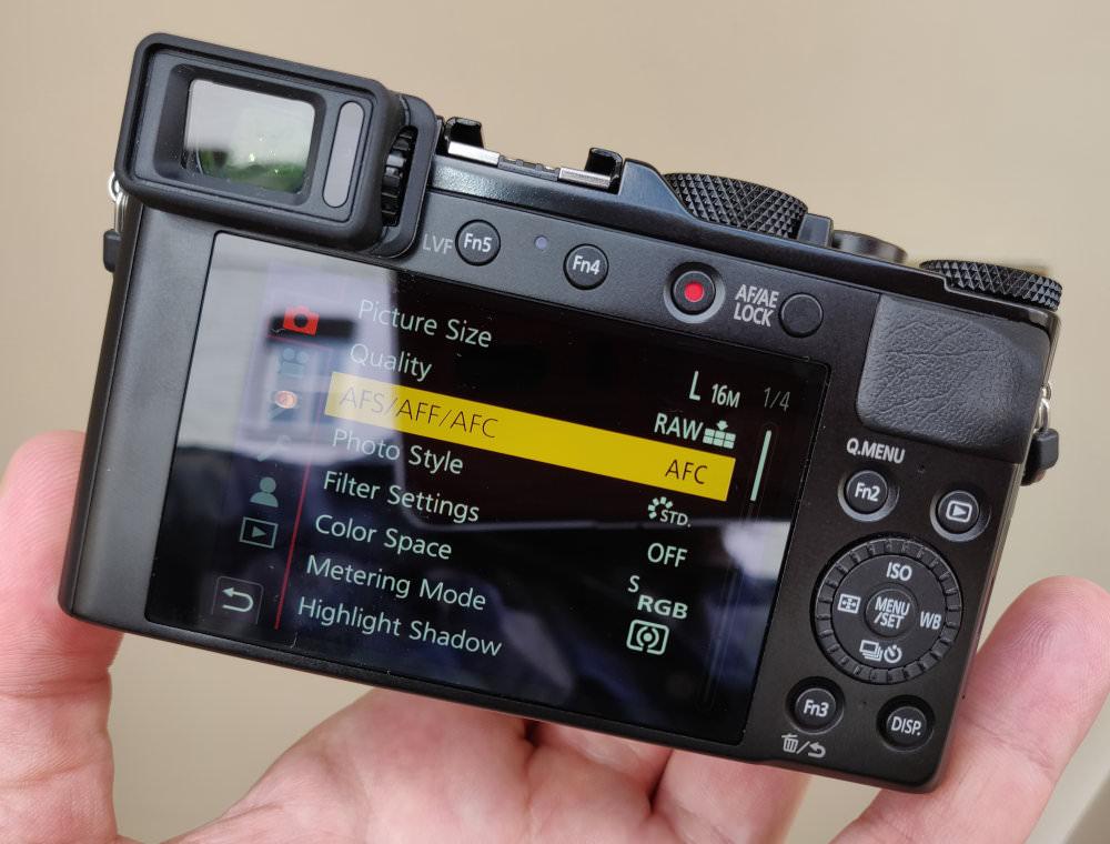 Panasonic Lumix LX100 II Hands On (9)