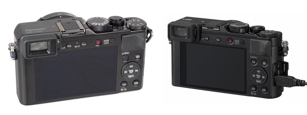 Panasonic Lumix LX100 II Vs Panasonic Lumix LX100