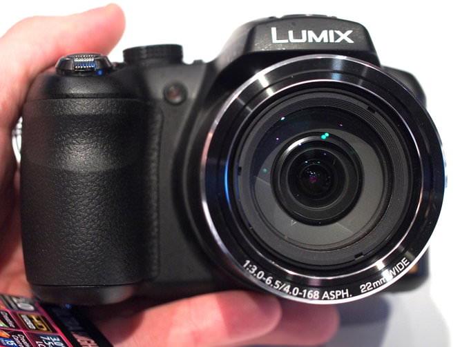 Panasonic Lumix LZ40 Black (3)