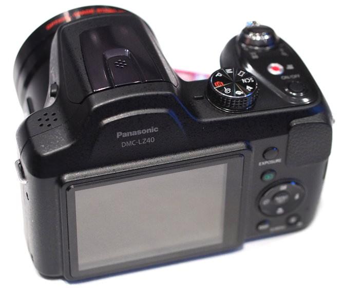 Panasonic Lumix LZ40 Black (5)