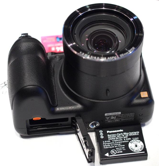 Panasonic Lumix LZ40 Black (6)
