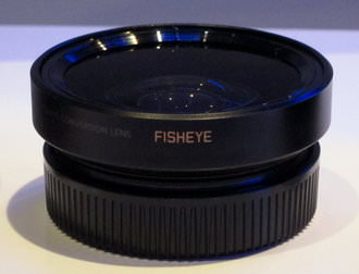Panasonic DMW-GFC1 Fisheye Conversion Lens