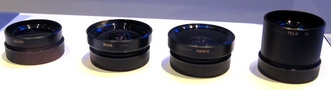 Panasonic Conversion Lenses Bundle