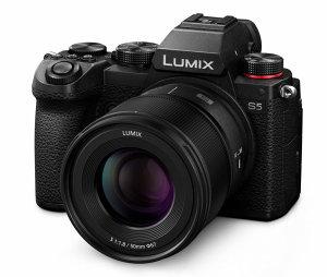 Panasonic Lumix S 50mm f/1.8 Lens Announced