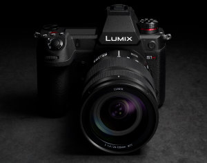 Panasonic Lumix S1H 6K Cinema Camera Announced