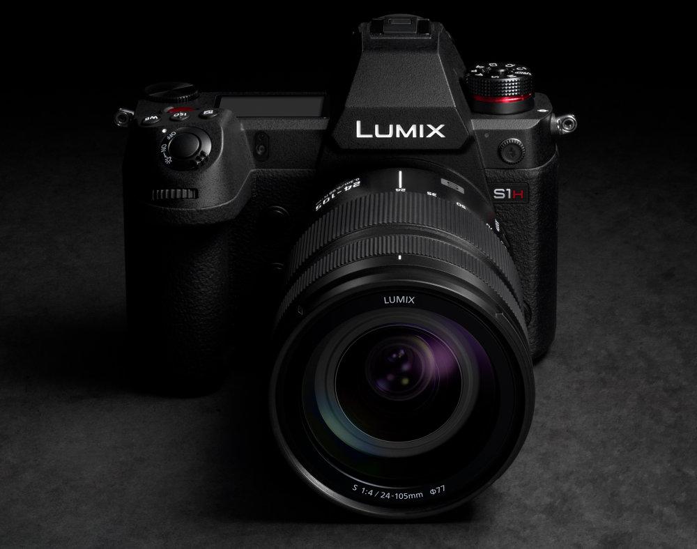Panasonic LUMIX S1H Hi Res