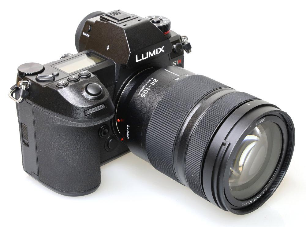 Panasonic Lumix S1R With 24 105mm F4 (1)