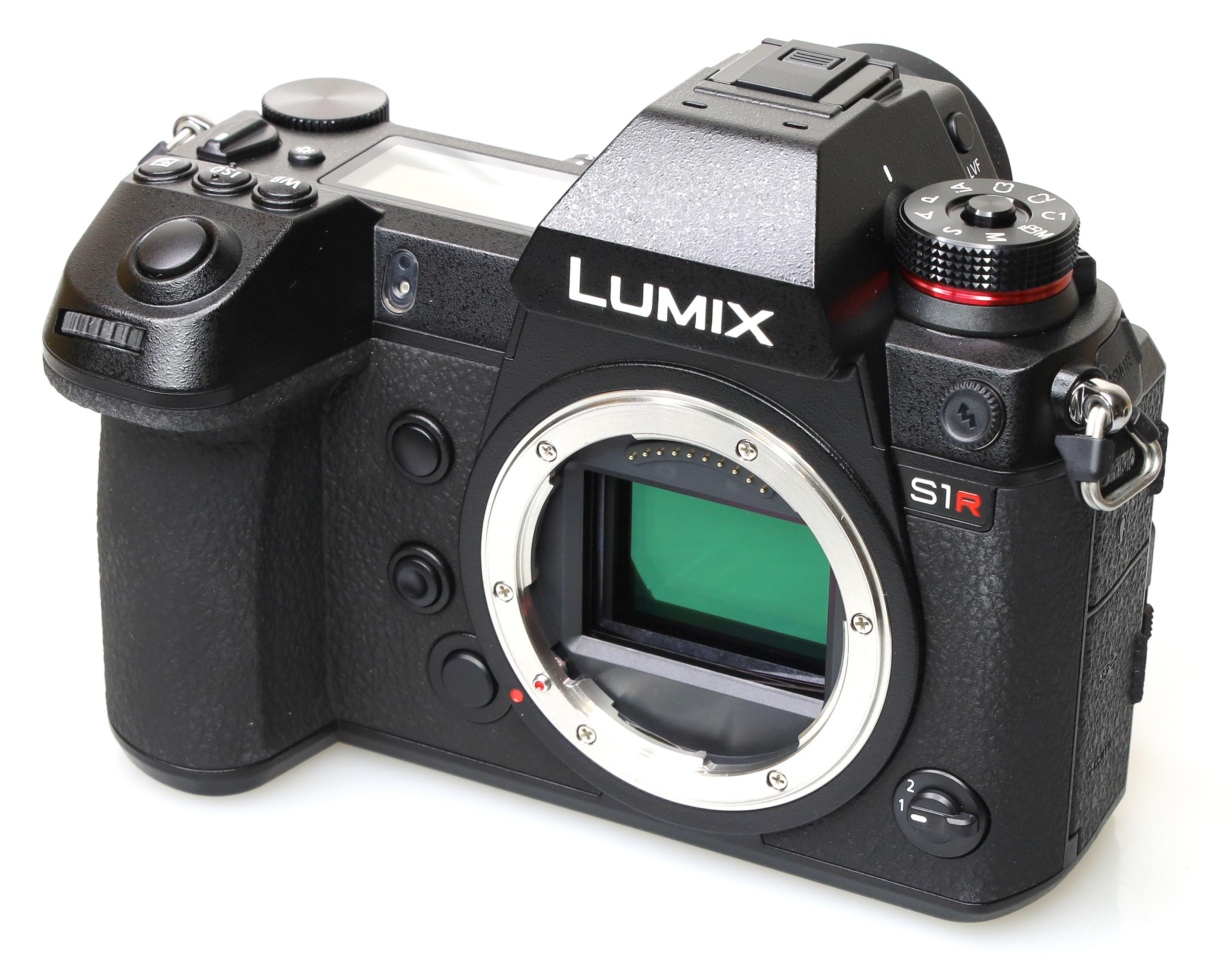 Panasonic Lumix S1R Review | ePHOTOzine