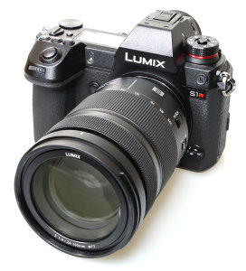 Panasonic Lumix S1R Review