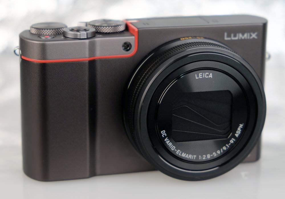 Panasonic Lumix TZ100 Silver (1)
