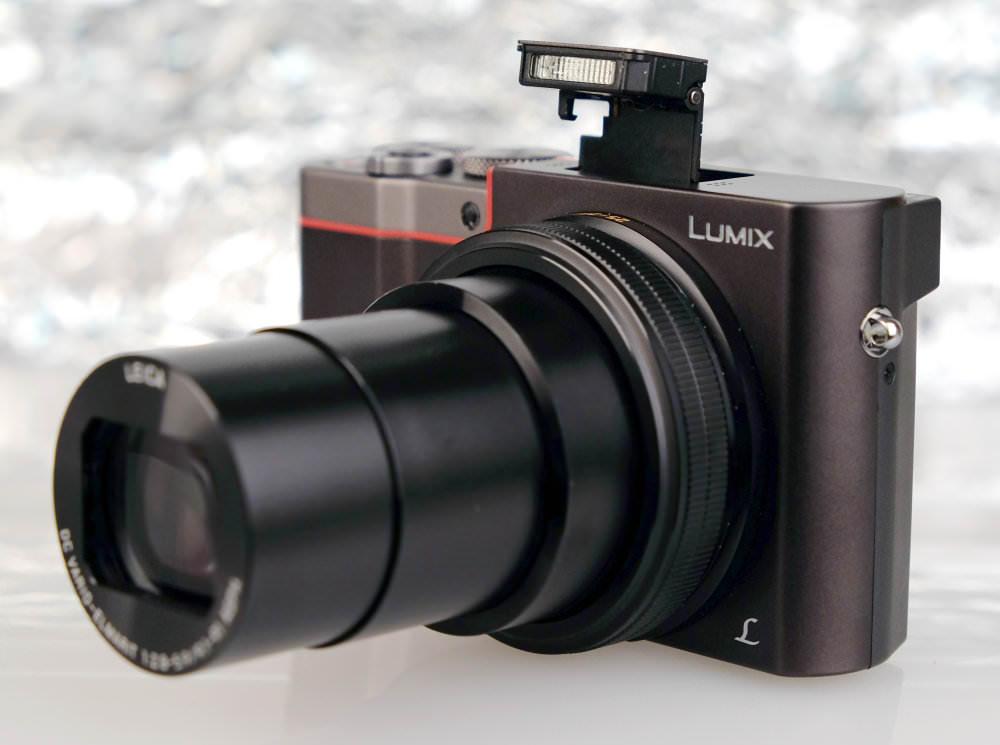 Panasonic Lumix TZ100 Silver (3)