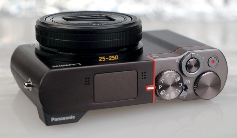 Panasonic Lumix TZ100 Silver (4)