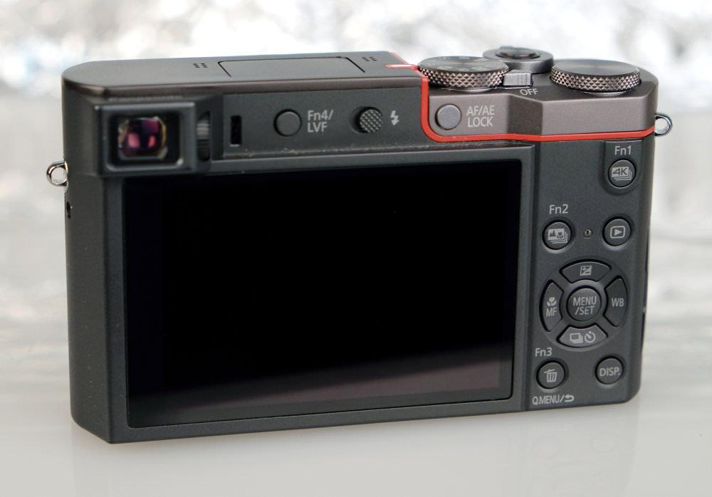Panasonic Lumix TZ100 Silver (5)