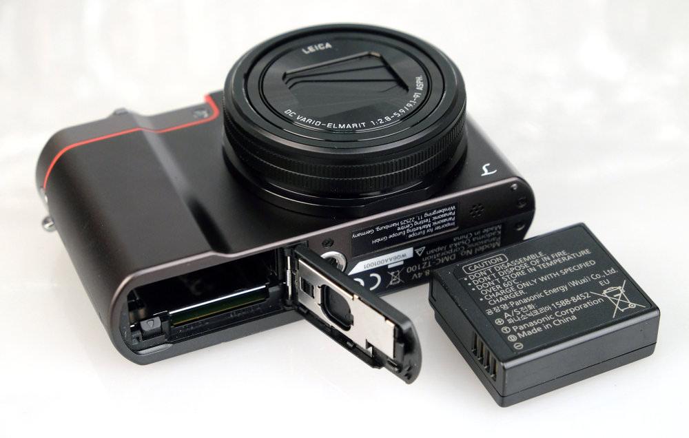 Panasonic Lumix TZ100 Silver (6)