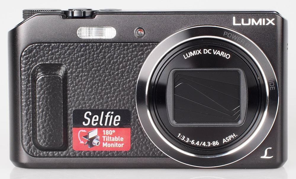 Panasonic Lumix TZ57 Black (1)