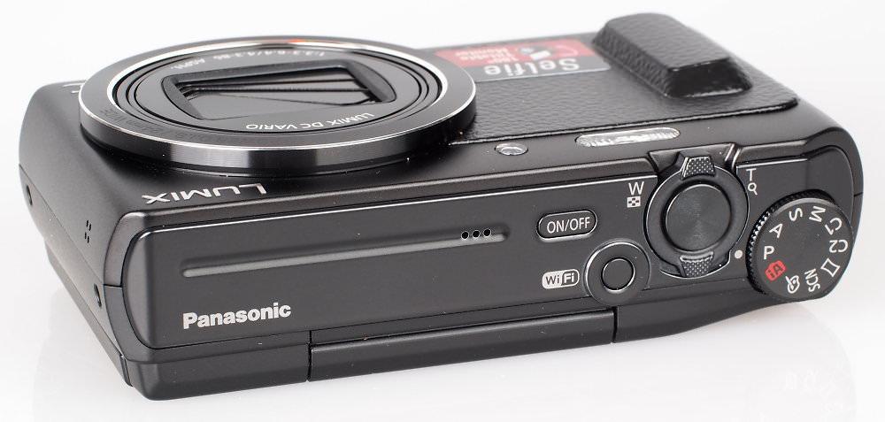 Panasonic Lumix TZ57 Black (6)