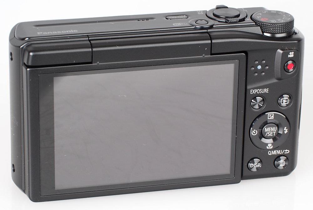 Panasonic Lumix TZ57 Black (7)