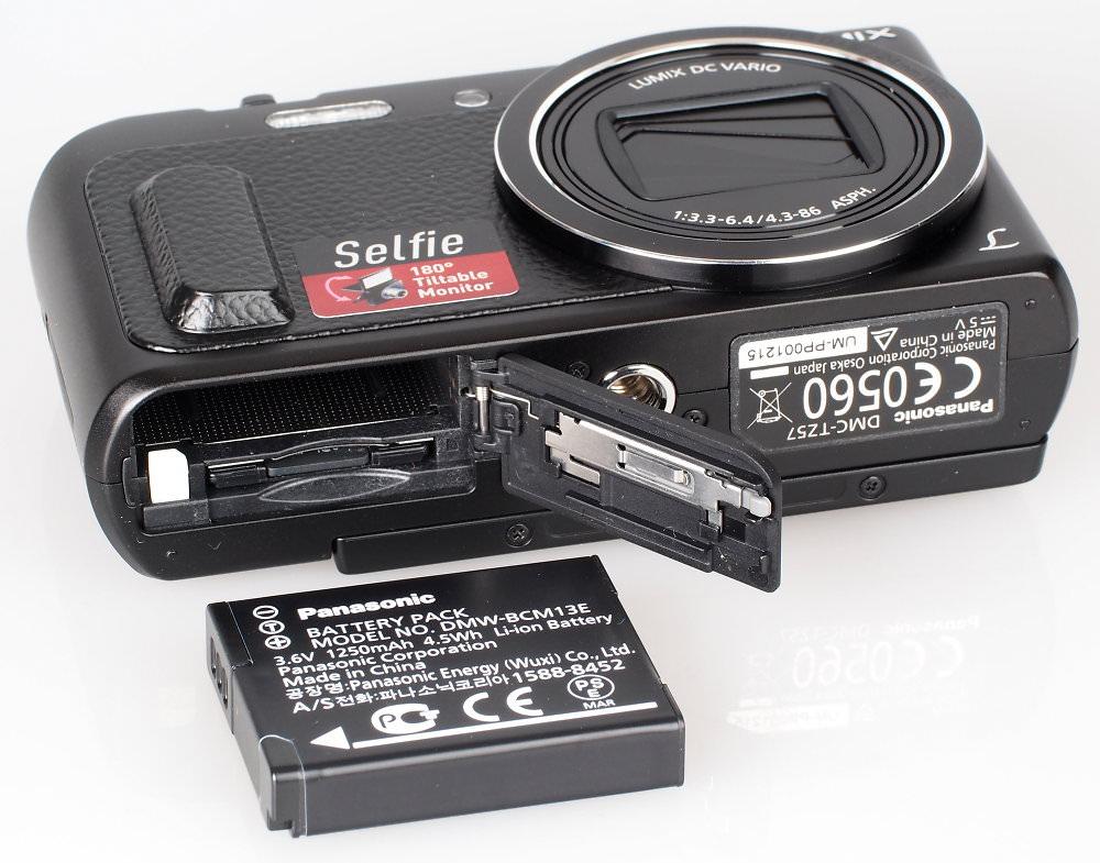 Panasonic Lumix TZ57 Black (8)