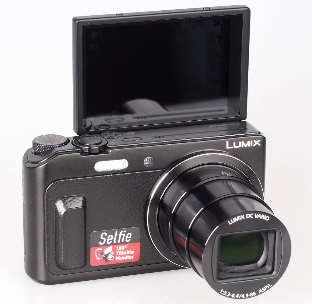 Panasonic Lumix Dmc Tz57 Black