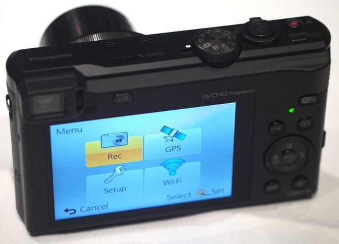 Panasonic Lumix DMC TZ60 Black (6)