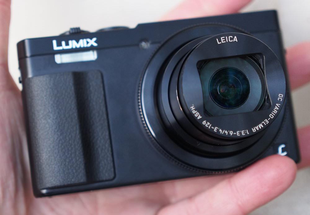 Panasonic Lumix TZ70 Black (12)