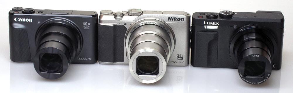 Canon Powershot SX730 HS Vs Nikon Coolpix A900 Vs Panasonic Lumix TZ90 (2)