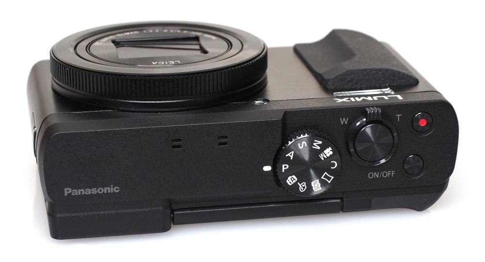 Panasonic Lumix TZ90 ZS70 Black (2)