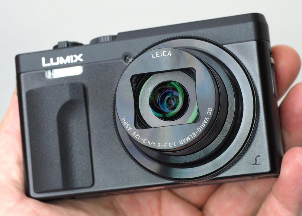 Panasonic Lumix TZ90 ZS70 Black (6)