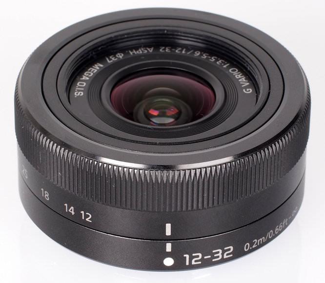 Lumix G VARIO 12-32mm f/3.5-5.6 ASPH. MEGA OIS