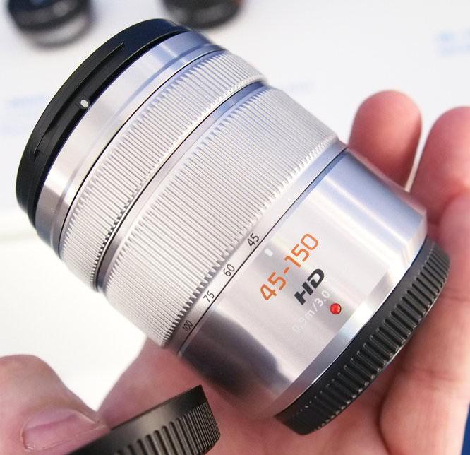 Panasonic Lumix 45 150mm Zoom Lens (1)