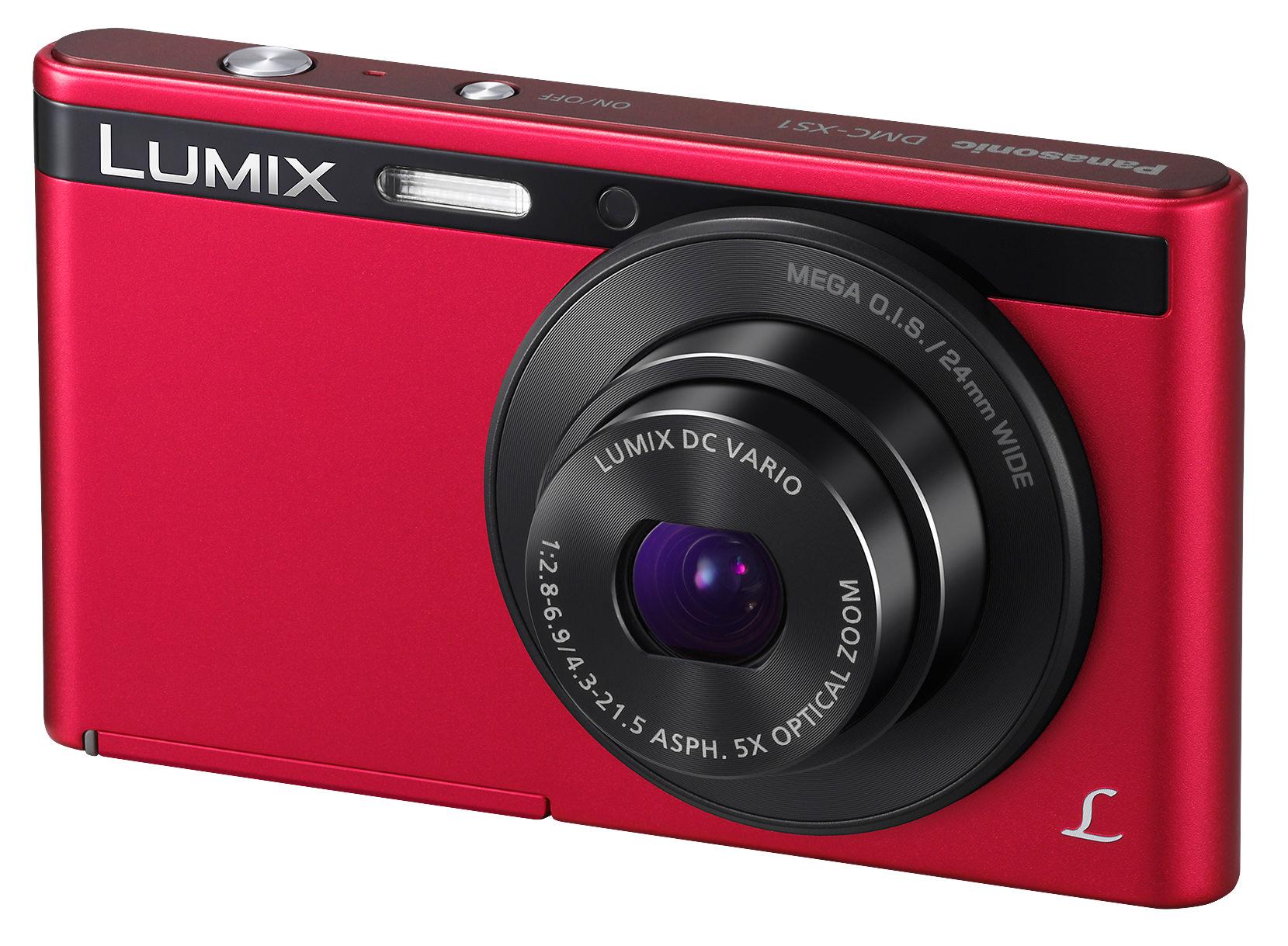 Panasonic Lumix XS1 FS50 F5 Compact Cameras Announced