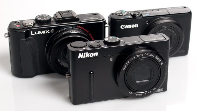 Nikon P300 at the Front