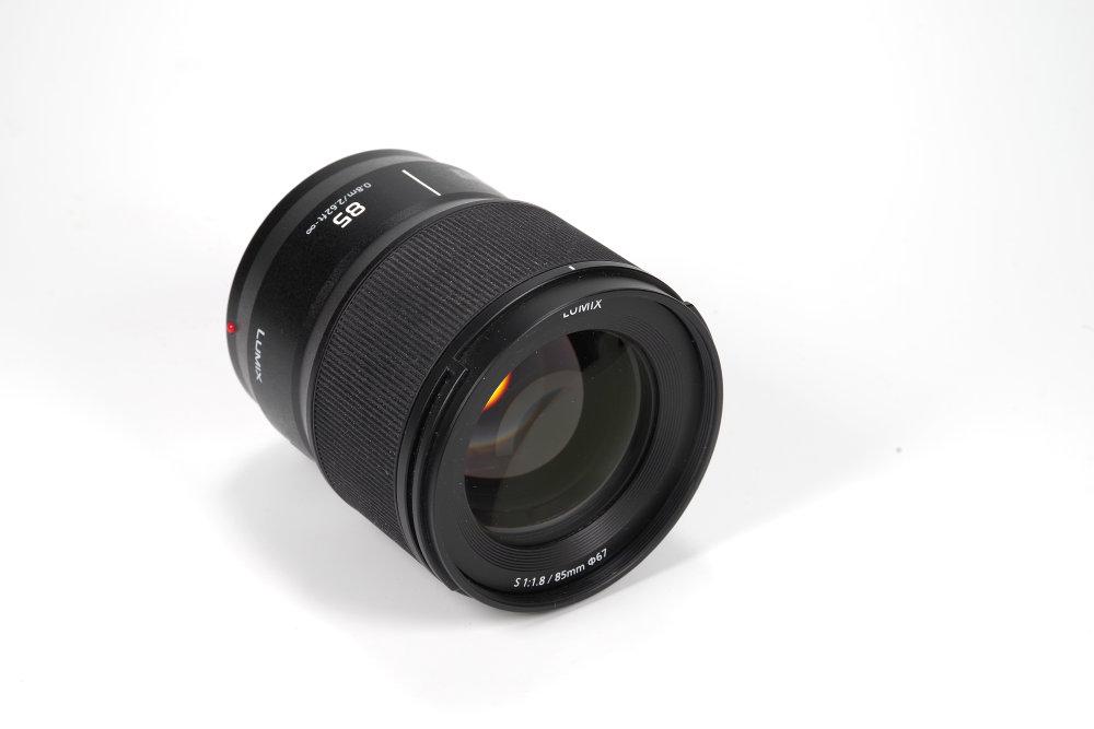 Panasonic S 85mm f/1.8 L-Mount