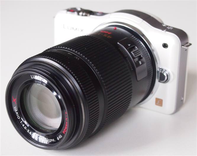 Panasonic X Lens 45-175mm