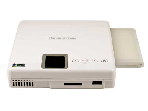 Pandigital Portable Photo Printer
