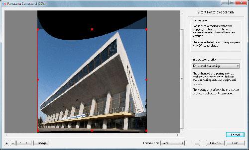 Panorama Corrector 2.0