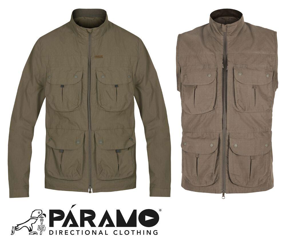 Paramo jackets